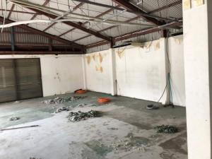 倉庫内装工事