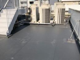 ビル屋上部防水工事